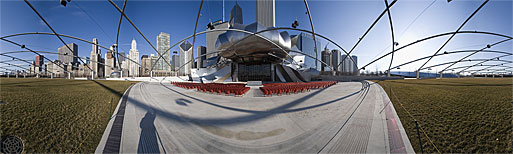 Pritzker Pavillion, Chicago
