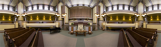 Unity Temple, Chicago